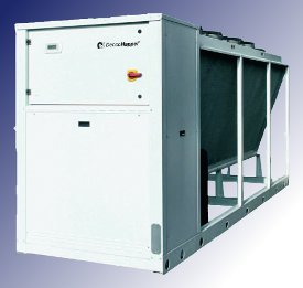 Aria - Chiller Repairs - Air Cooled Chiller