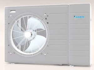 Daikin Altherma Air Source Heat Pump