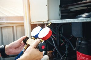 Maintaining an AC Unit